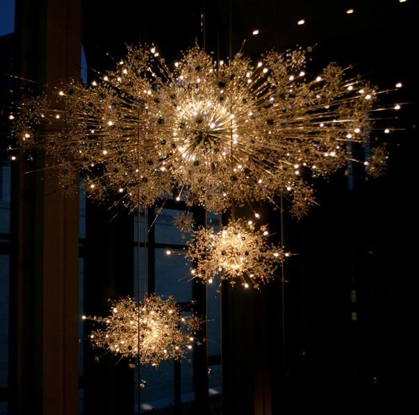 Lighting Nyc: Metropolitan Opera House Chandeliers By Hans Harald Rath